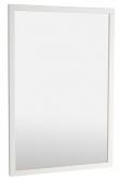 Confetti Spejl - Hvid - 90x60 - Hvidt spejl - 90x60 cm