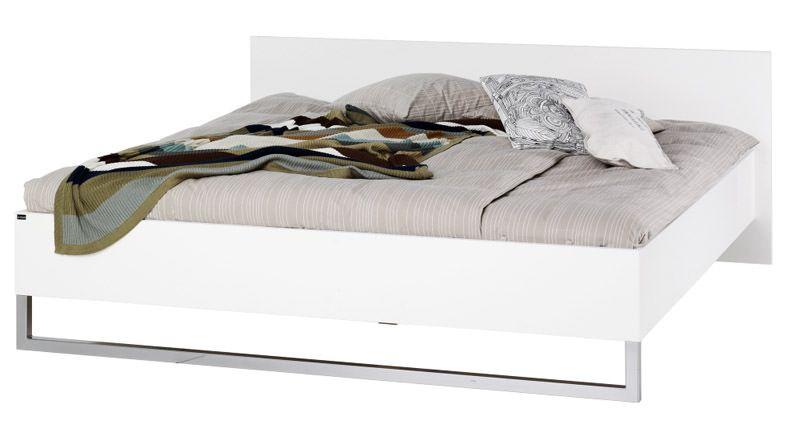 Style Seng - Hvid seng - 180x200 cm
