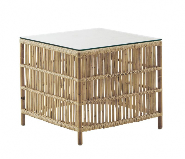 Sika-Design Donatello Loungebord - Natur 60x60 - Originals by Sika