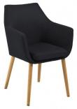 Amada Spisebordsstol - Mørk Grå