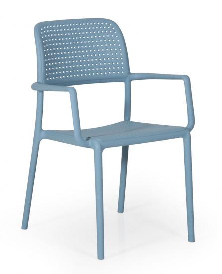 Brafab Bora Havestol - Blå
