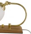 Bloomingville Bordlampe - Hvid