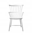 FDB Møbler - J52B Spisebordsstol - Hvid
