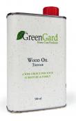 GreenGard Træolie natur 500 ml - Træolie