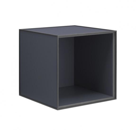 by Lassen - Frame 35 - Mørkeblå - Reol i mørkeblå