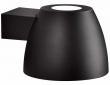Nordlux DFTP Bell Væglampe - Sort - Væglampe i aluminium