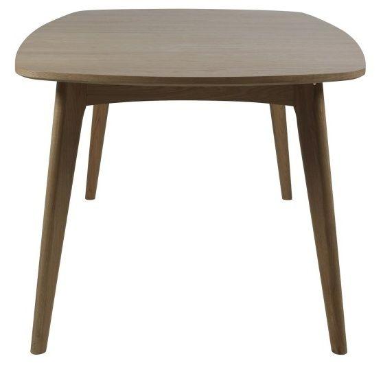 Aliva Spisebord - Olieret ege finér - Spisebord i eg
