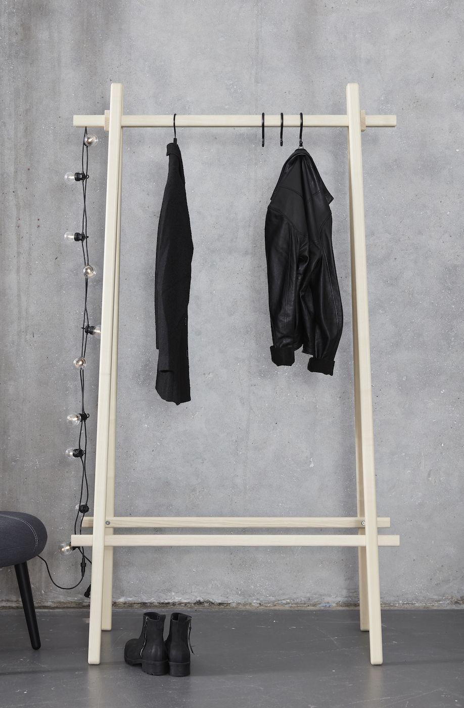 Andersen Rack fittings, Ask