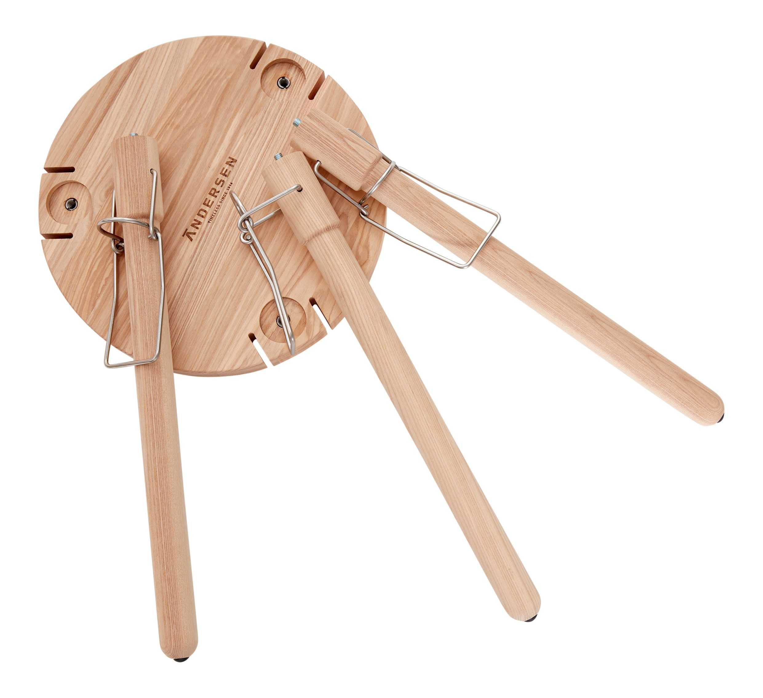 Andersen U1 stool, Ask