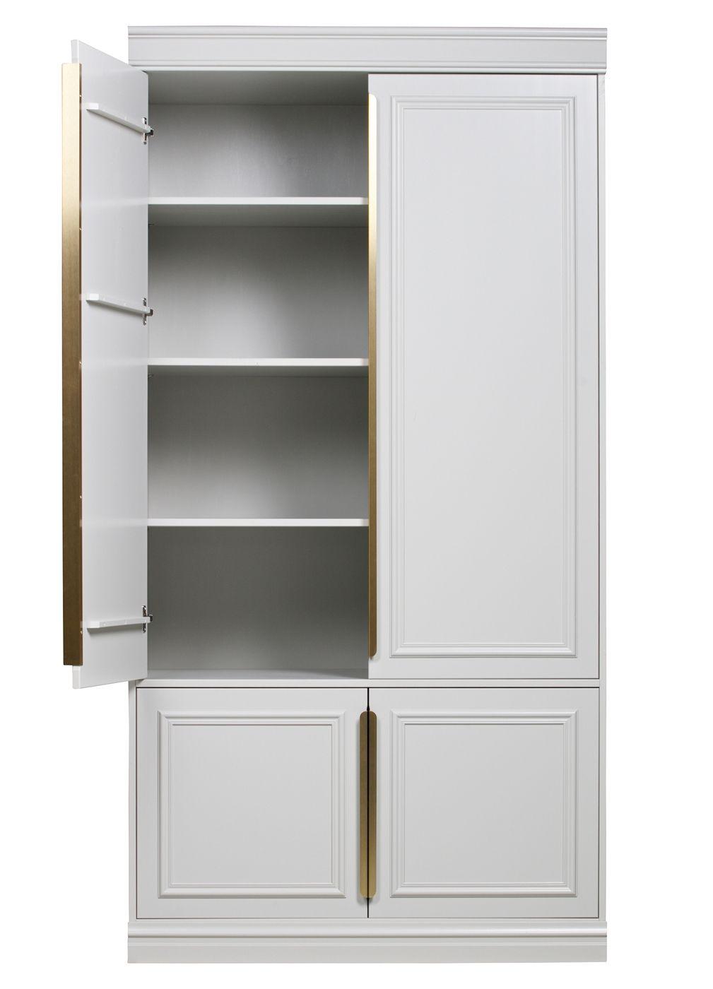 Organze Garderobeskab - Mist