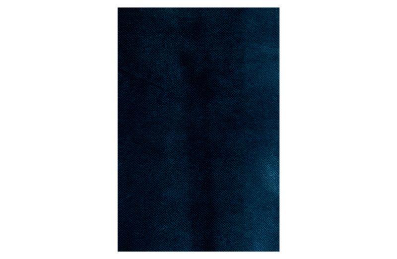 Rodeo 2,5 pers. sofa velour - Mørkblå