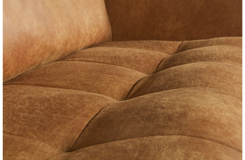 Rodeo Classic 3 pers. sofa i Cognac øko-læder