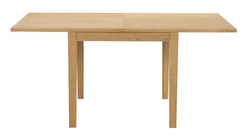 Billie Spisebord - Lyst træ - 80x80 - Kvadratisk spisebord