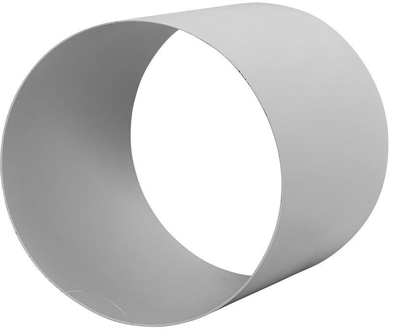 Bloomingville  Hylde - Hvid rund - Metalhylde - Ø30 cm