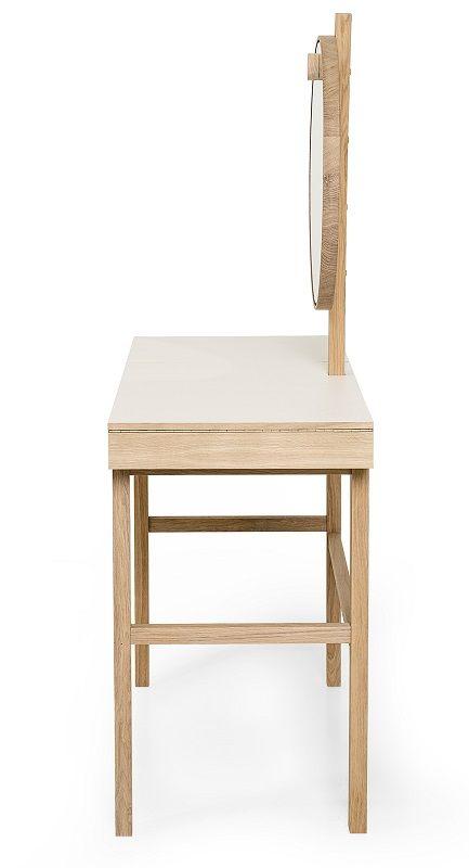 Bloomingville Phine Konsolbord - Lystræ - Make-up bord i lyst træ