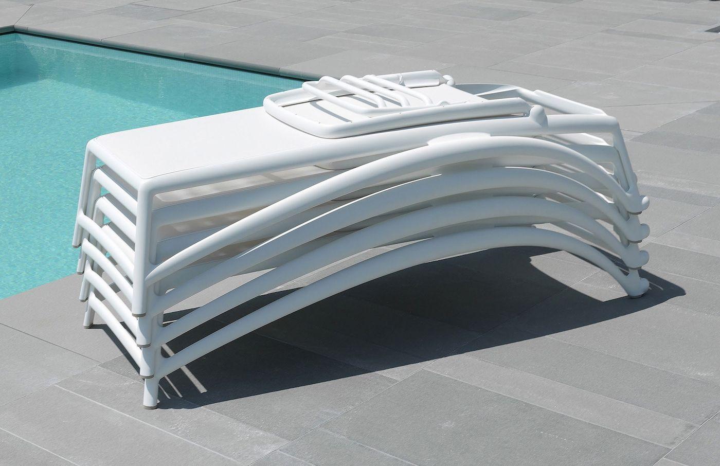 Brafab Atlantico Solvogn - Hvid