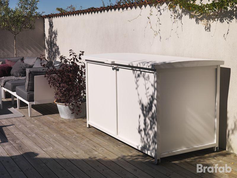 Brafab - Grasse Hyndeboks - Hvid