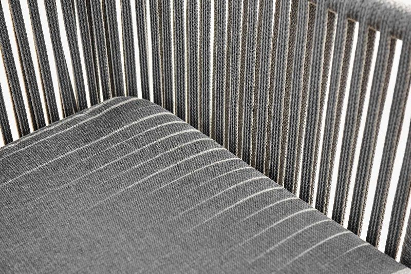 Cane-line - Moments Loungesofa - Grå - Loungesofa i grå