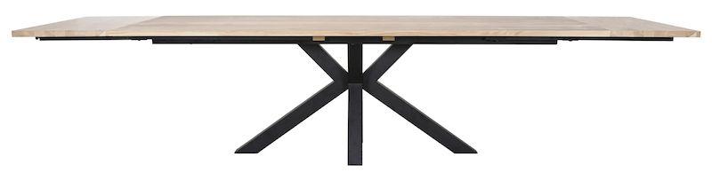 Maison Tillægsplade 100x50 - Egefiner - Tillægsplade til Maison spisebord