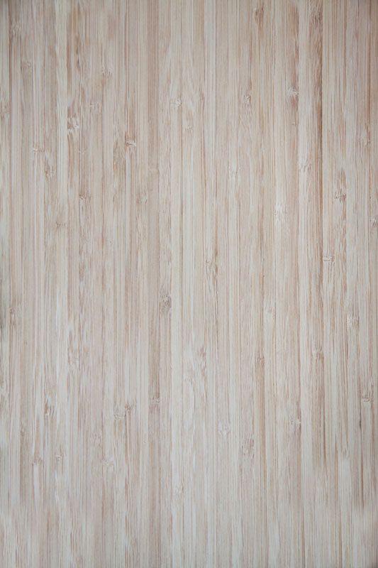 Cindy Spisebord - massiv bambus - Spisebord i ubehandlet bambus