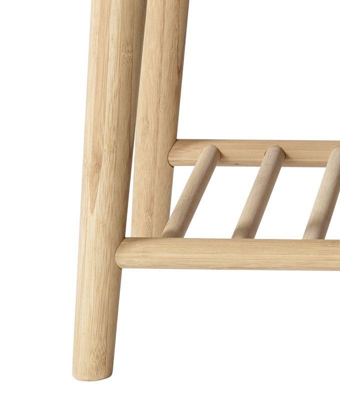 Cinas Noble Bænk - Bambus - Bænk i bambus