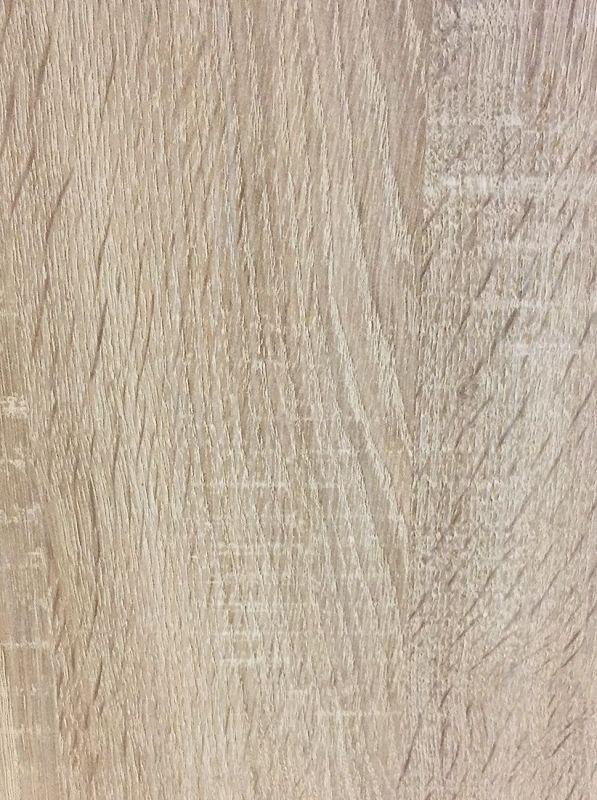 Delta Garderobeskab - Hvid - Garderobeskab i hvid med egetræsben