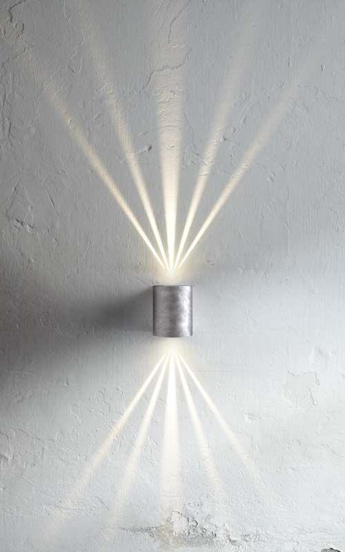 Nordlux DFTP Canto Væglampe - Metal - Væglampe i metal