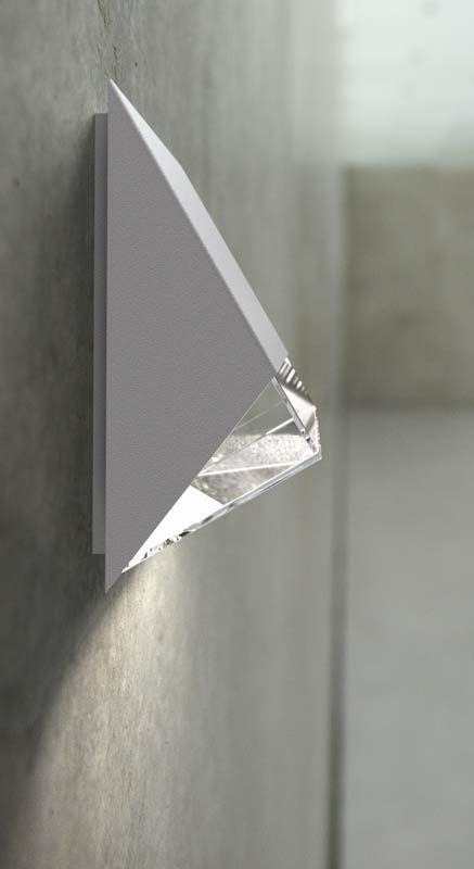 Nordlux DFTP Edge Væglampe - Hvid - Hvid væglampe i metal