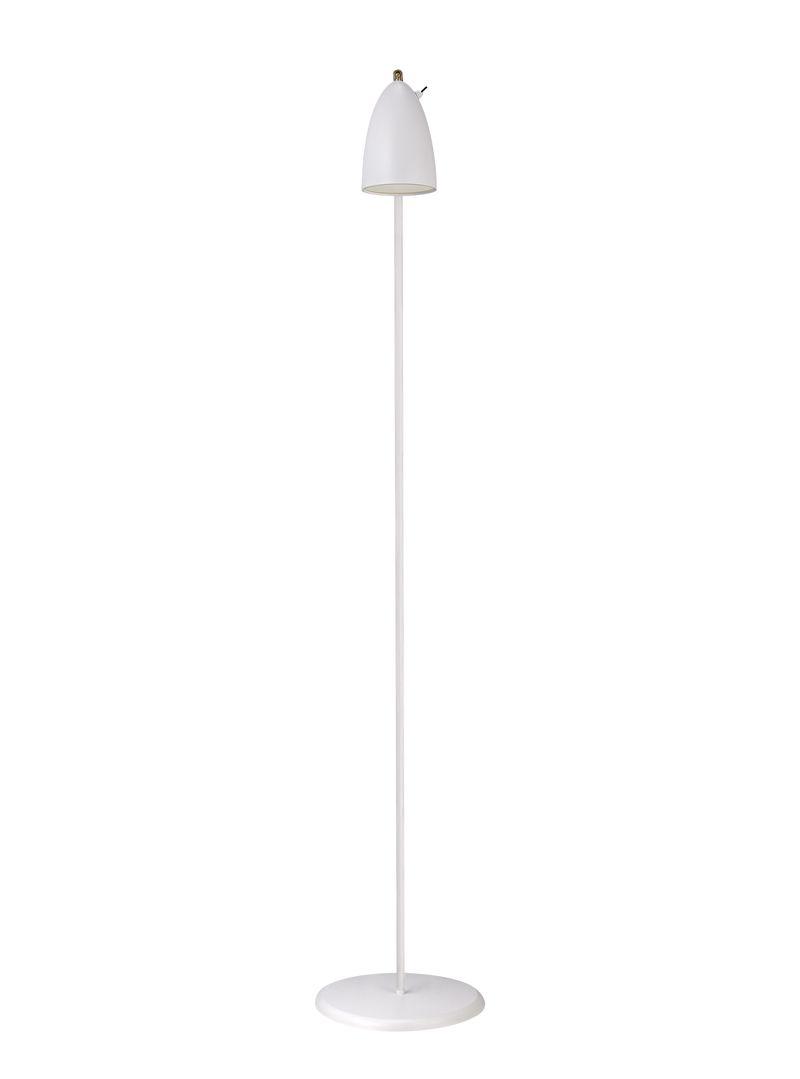 Nordlux DFTP Nexus 10 Gulvlampe - Hvid - Hvid gulvlampe i metal