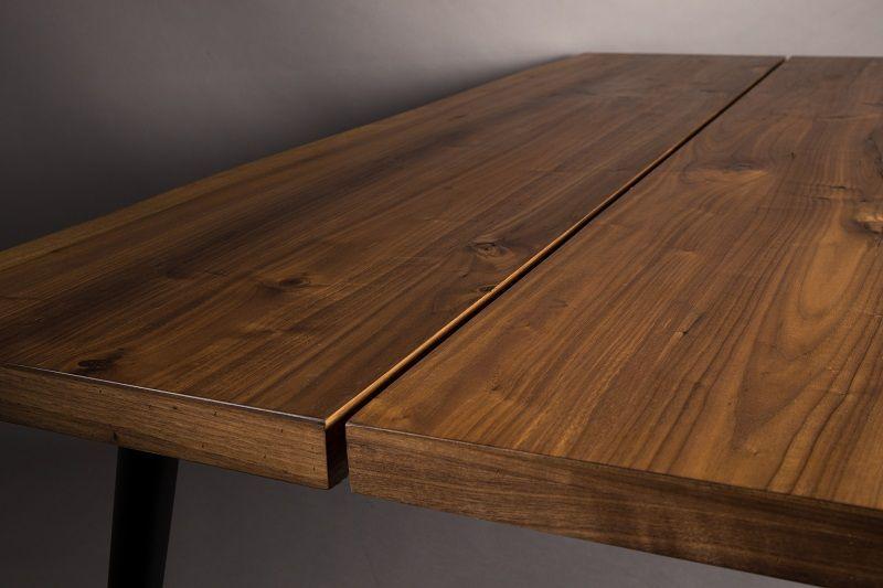 Dutchbone - Alagon Spisebord 160x90 - Sorte ben