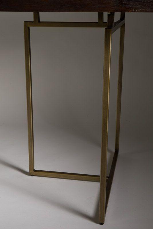 Dutchbone Class Spisebord - 220 X 90 cm - Akaciefarvet spisebord