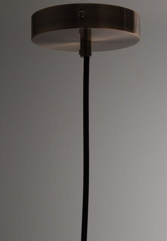 Dutchbone - Cooper Pendel - Kobber - Ø35 - Kobberfarvet metal - håndlavet