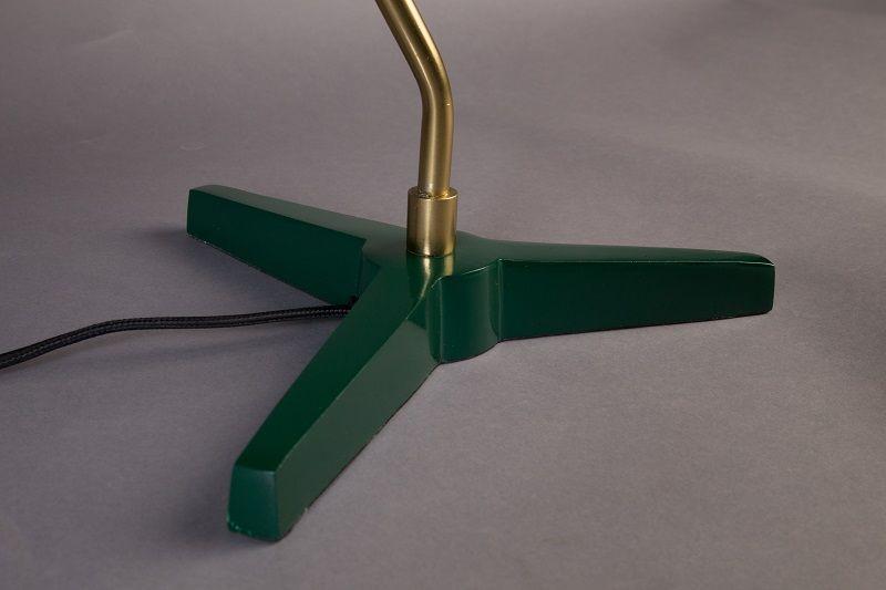 Dutchbone - Devi Bordlampe - Grøn - Grøn bordlampe