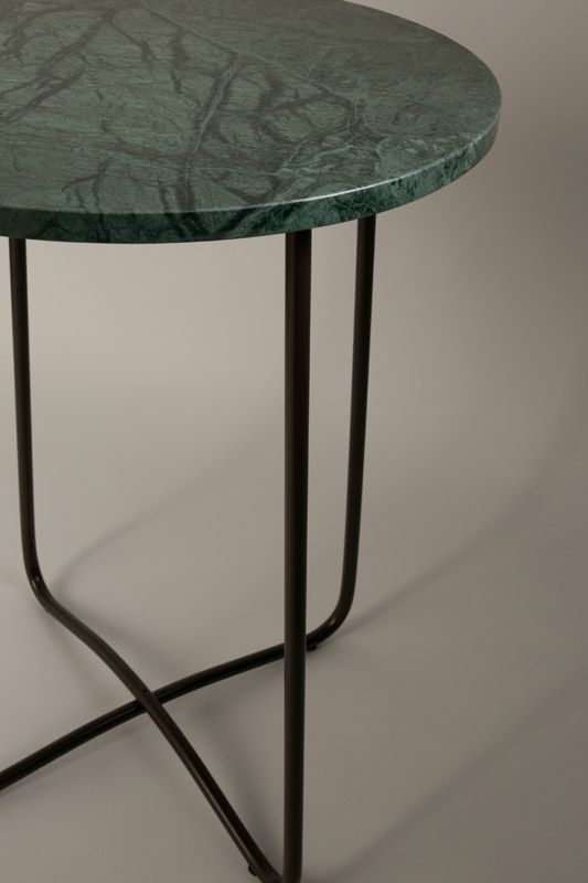 Dutchbone Emerald Sidebord - Marmorsidebord
