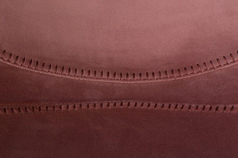 Dutchbone Franky Counterstol - Old pink velour