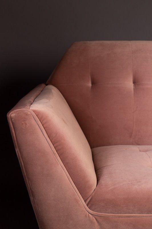 Dutchbone - Kate Loungestol - Pink clay