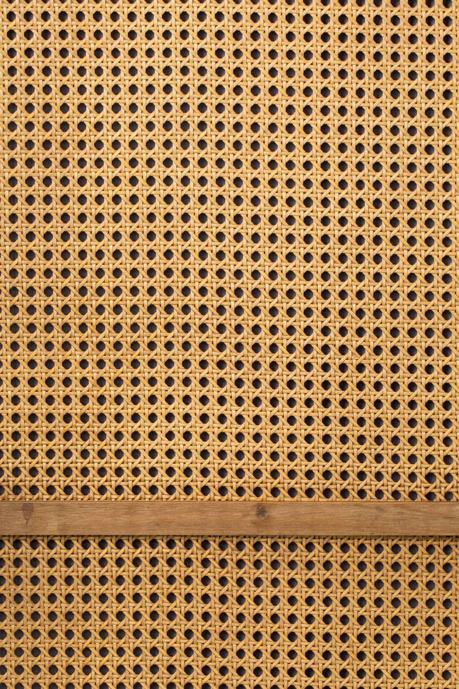 Dutchbone Langres M Spejl - Sort/Natur