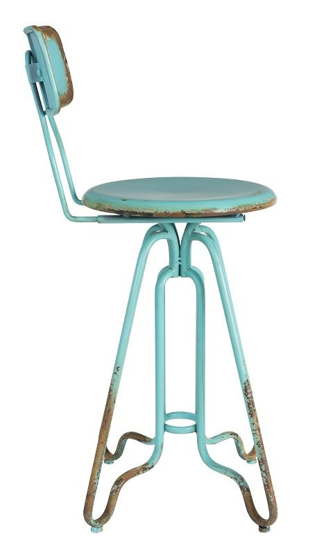 Dutchbone - Ovid Counter Counterstol - Grøn - Mintgrønn barstol