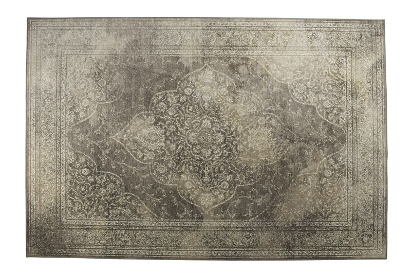 Dutchbone - Rugged Orientalsk Tæppe Lys - 200x300