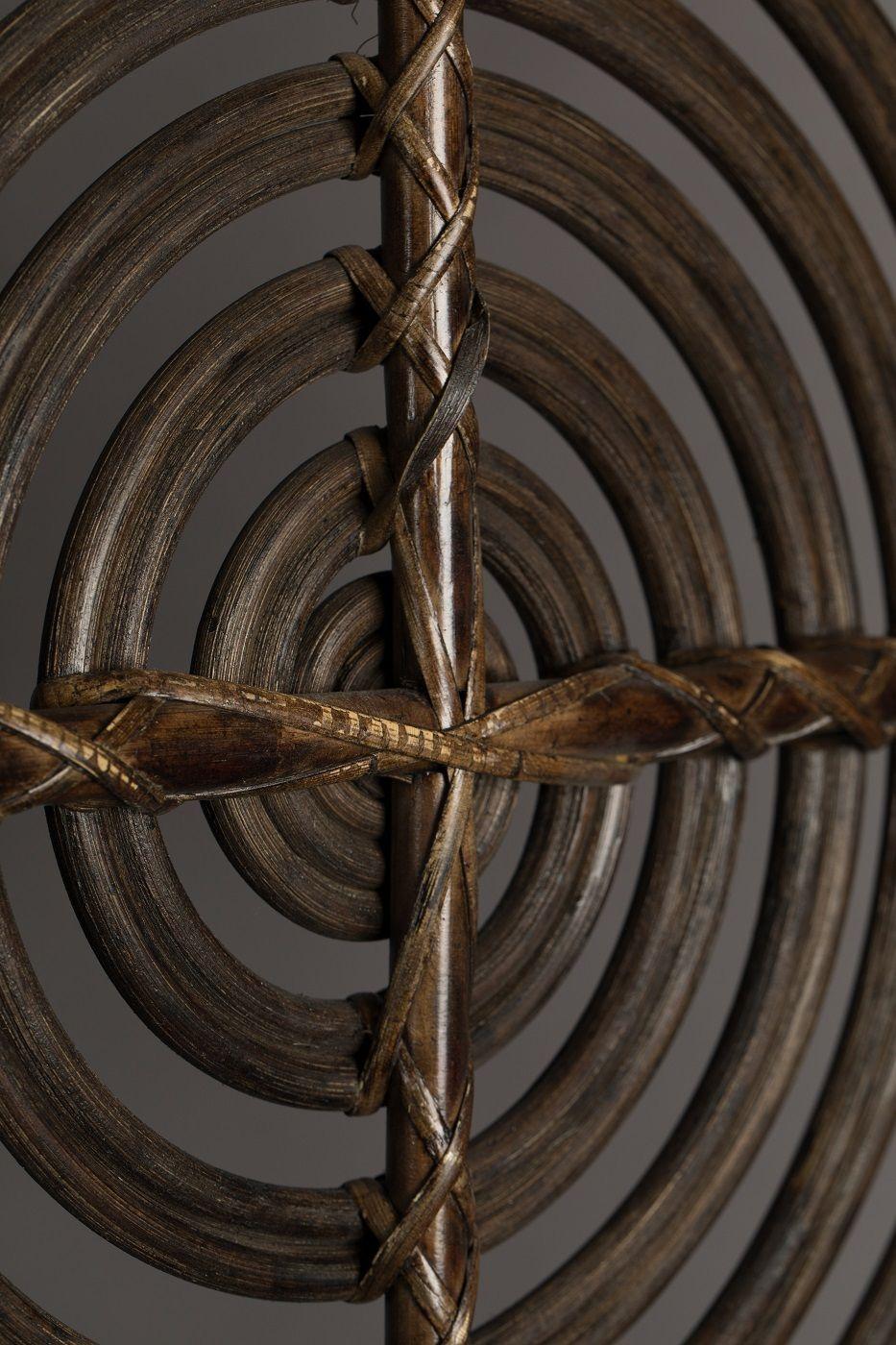 Dutchbone - Rumour Rumdeler i rattan - Brun