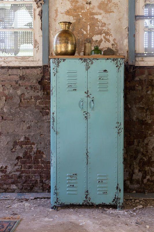 Dutchbone - Rusty Skab - Vintage blå