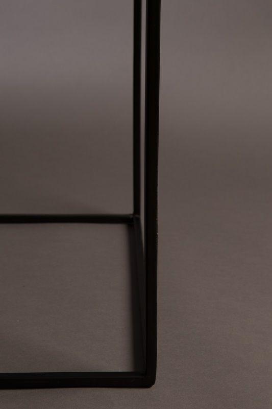 Dutchbone - Saffrae Sideborde - Messing - 2 kvadratiske sidebord