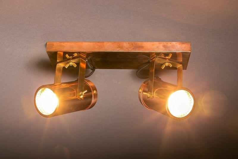 Dutchbone - Scope-2 Spotlight DTW - Kobber
