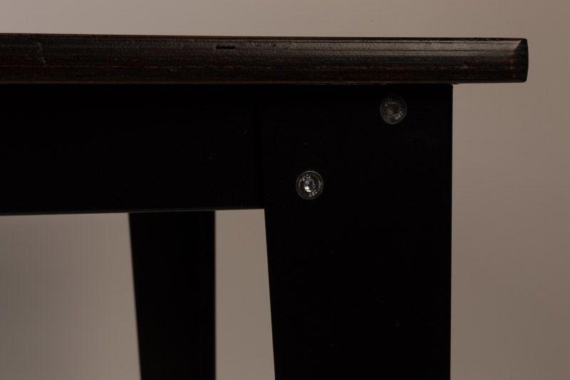 Dutchbone - Scoula Spisebord - Finér - 140x70 - Spisebord med bordplade i birk - 140x70