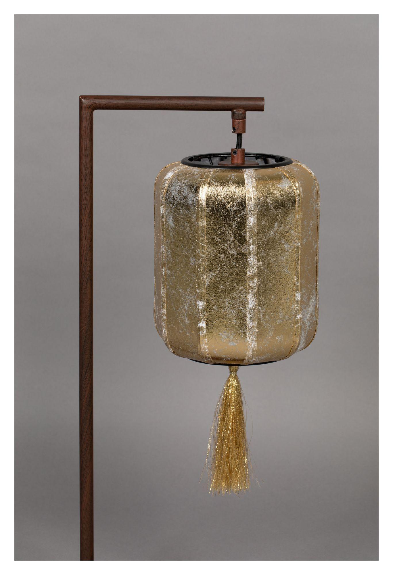 Dutchbone Suoni Bordlampe - Guld