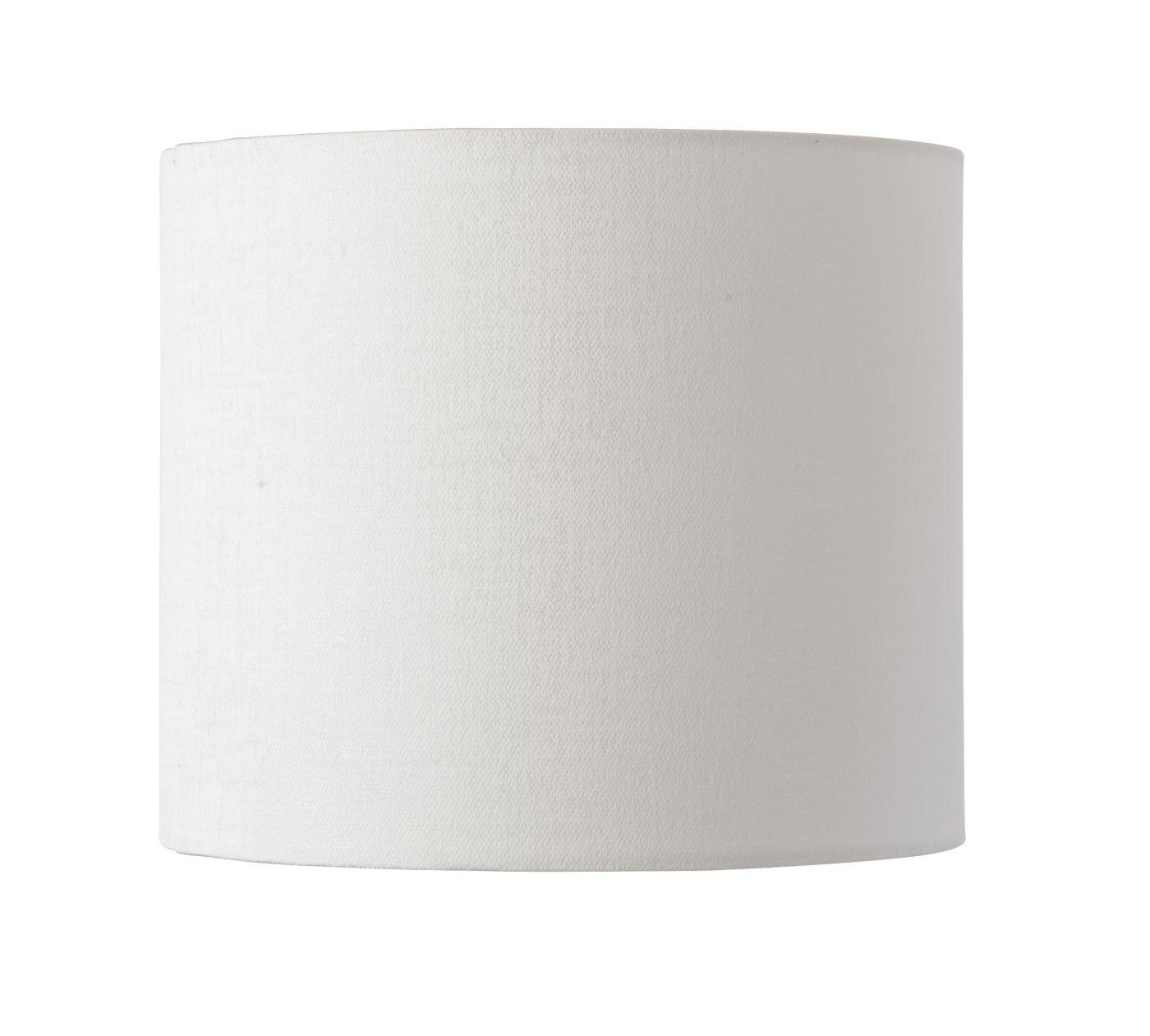 Ebb&Flow - Lampeskærm, hvid marl, Ø35