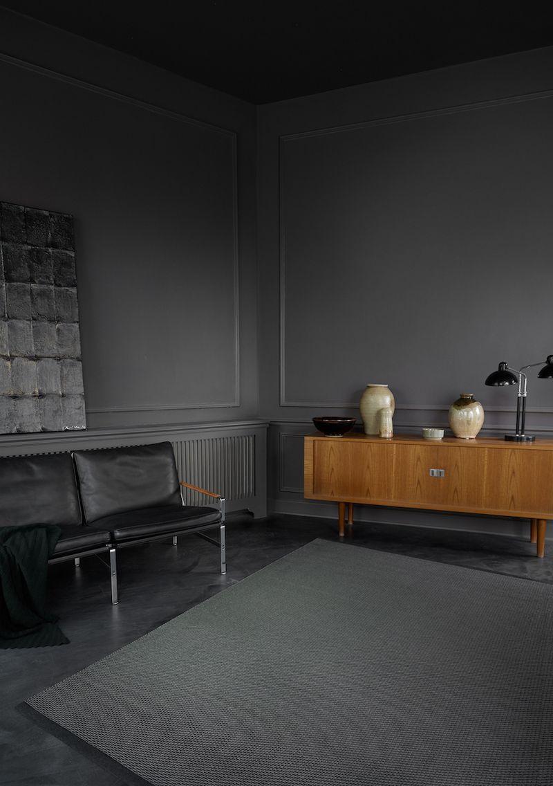 Fabula Living - Betula Koksgrå/Grå Papirgarn - 170x240