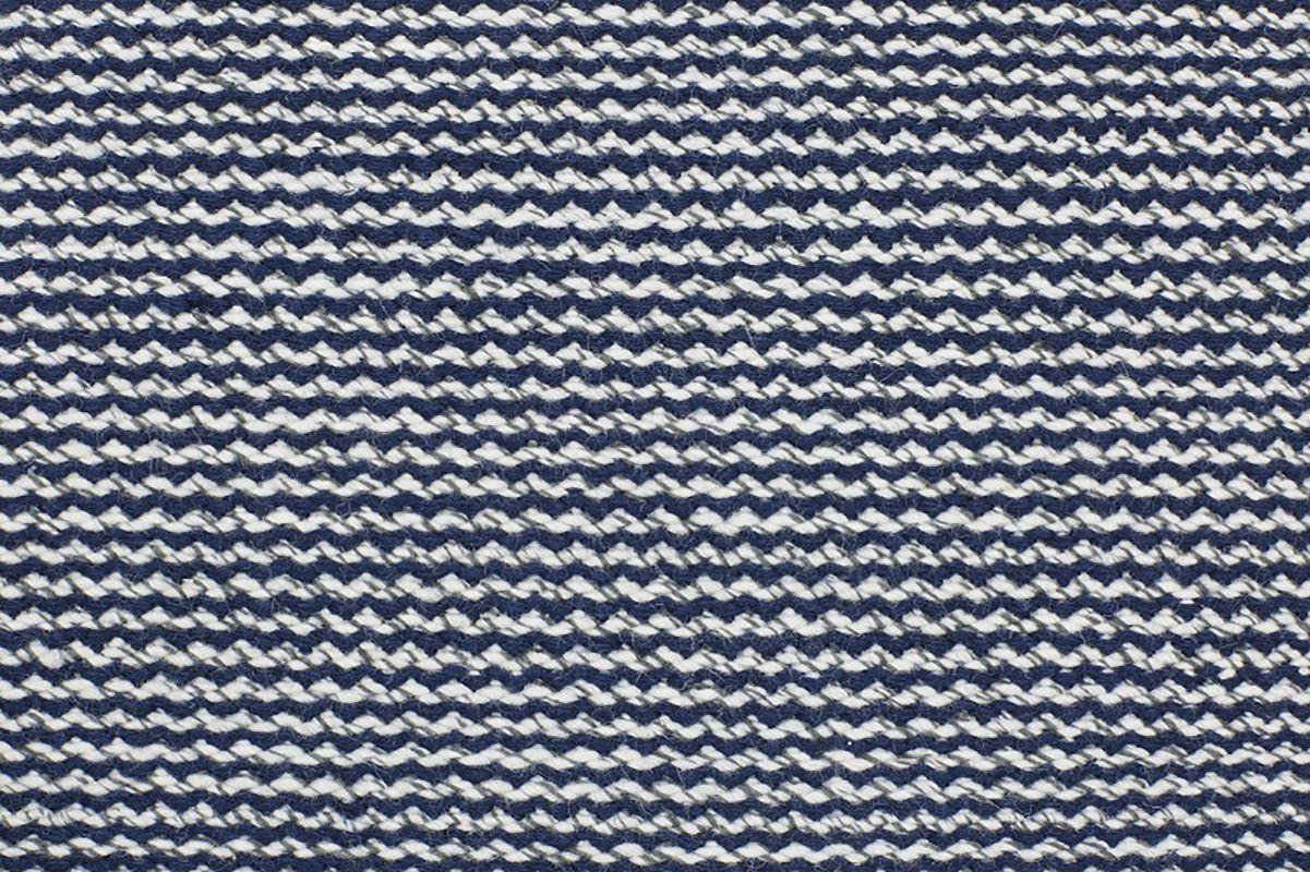 Fabula Living - Fenris Grå/blå Kelim - 200x300 - Håndvævet Kelim 200x300 cm