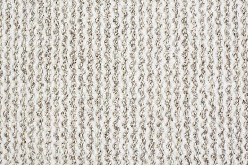 Fabula Living - Fenris Hvid Kelim - 140x200 - Håndvævet Kelim 140x200 cm