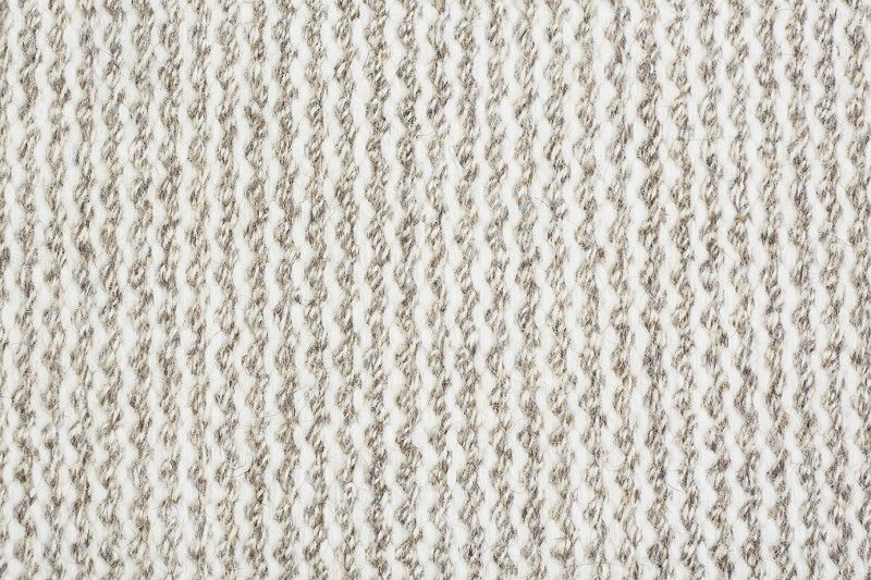 Fabula Fenris tæppe - Off Natur - Håndvævet Kelim 170x240 cm